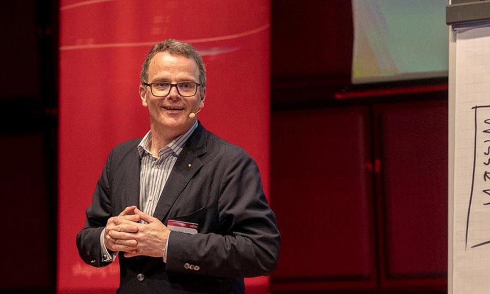 Vertriebstrainer Thomas Unger - Vortrag
