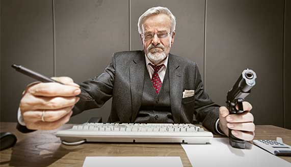 Preisverhandlung für Profis – die Rabatfalle