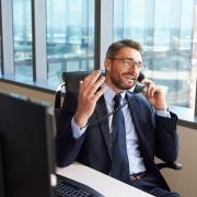 Telefonische Kaltakquise im B2B Vertrieb - Telefon