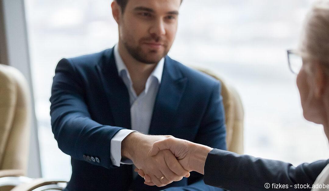 Verkaufsgespräch führen – die fünf Phasen zum Abschluss